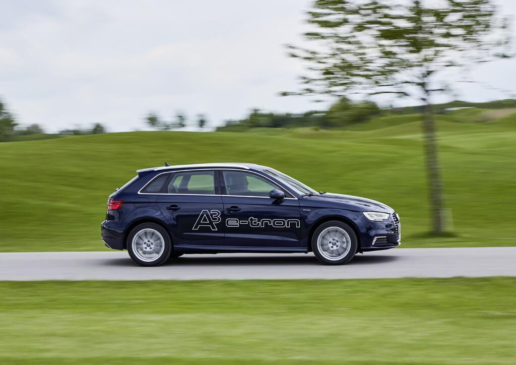 Фотография экоавто Audi A3 Sportback e-tron - фото 19