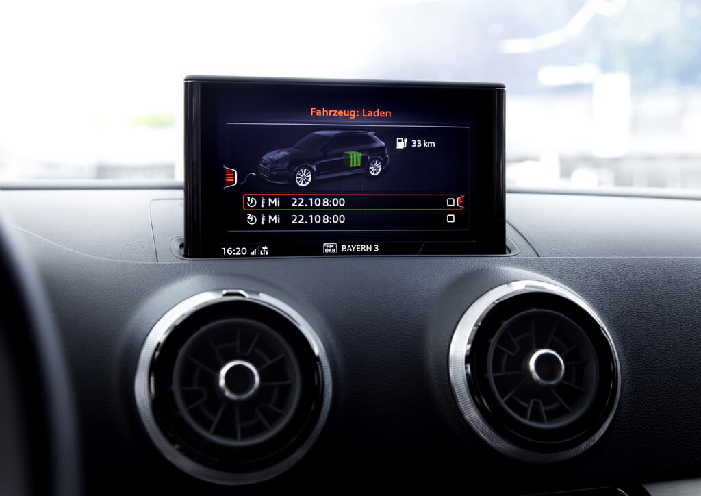 Фотография экоавто Audi A3 Sportback e-tron - фото 36