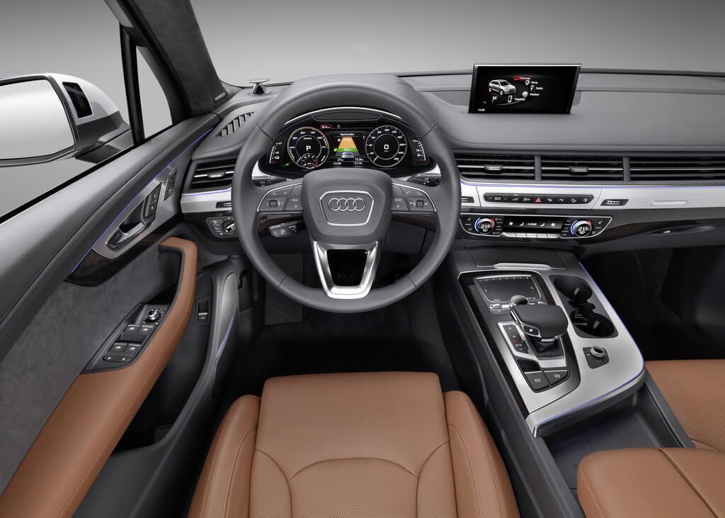 Фотография экоавто Audi Q7 e-tron Quattro - фото 39