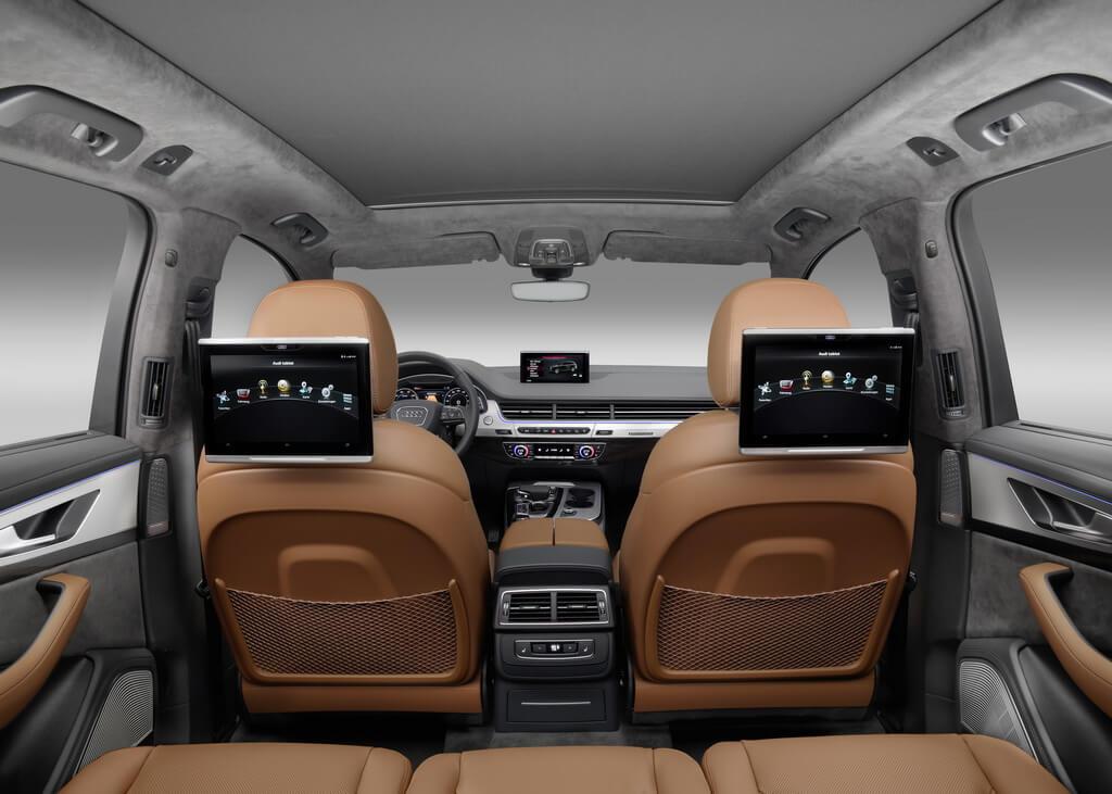 Фотография экоавто Audi Q7 e-tron Quattro - фото 40