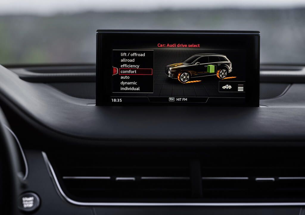 Фотография экоавто Audi Q7 e-tron Quattro - фото 42