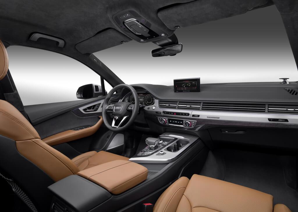 Фотография экоавто Audi Q7 e-tron Quattro - фото 49