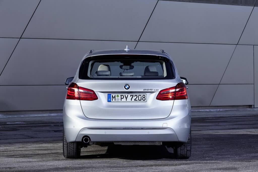 Фотография экоавто BMW  225xe Active Tourer - фото 7