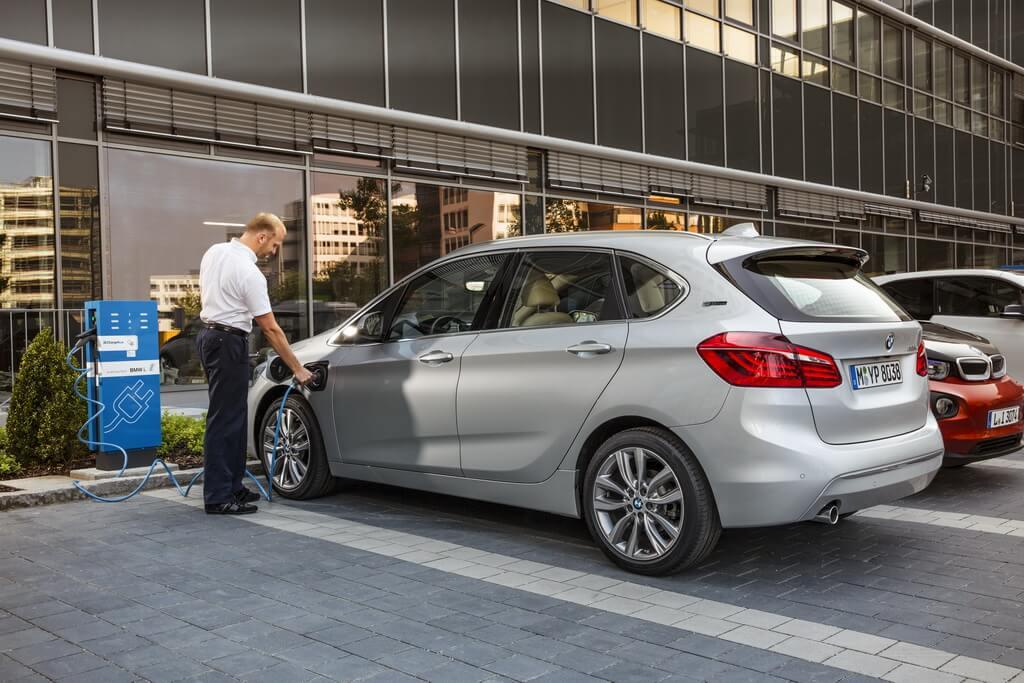Фотография экоавто BMW  225xe Active Tourer - фото 86