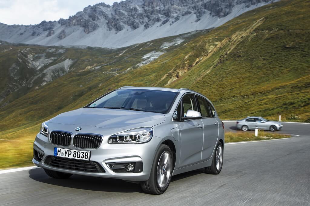 Фотография экоавто BMW  225xe Active Tourer - фото 76