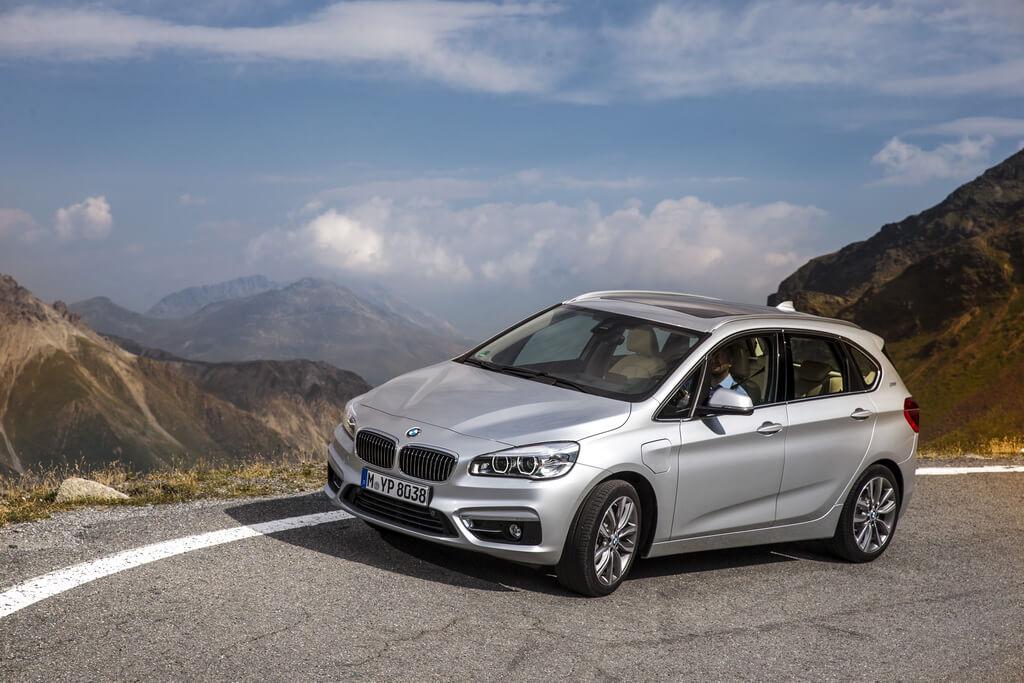 Фотография экоавто BMW  225xe Active Tourer - фото 72