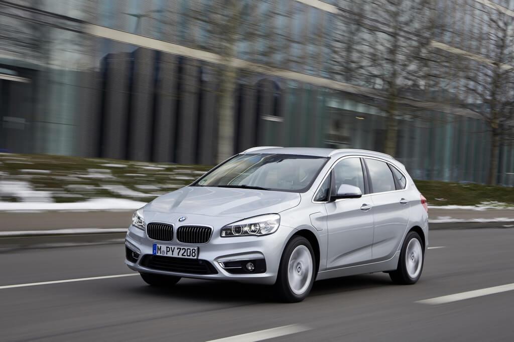 Фотография экоавто BMW  225xe Active Tourer - фото 55