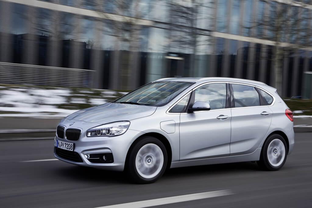 Фотография экоавто BMW  225xe Active Tourer - фото 54