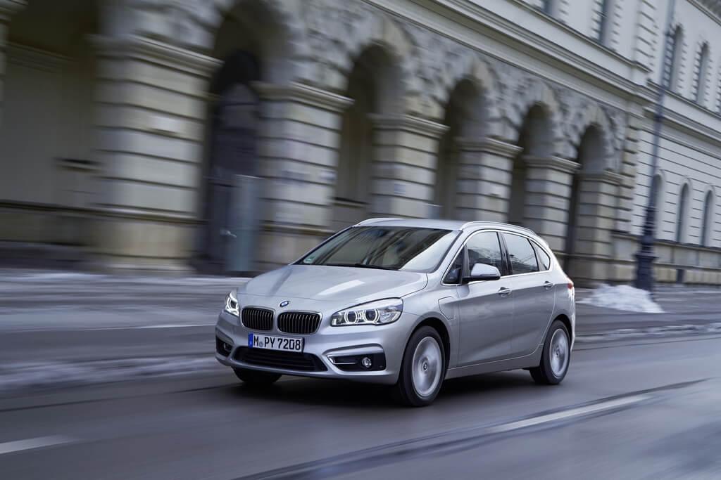Фотография экоавто BMW  225xe Active Tourer - фото 48