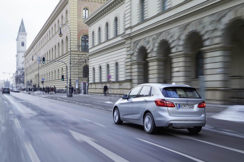 Фотография экоавто BMW  225xe Active Tourer - фото 46