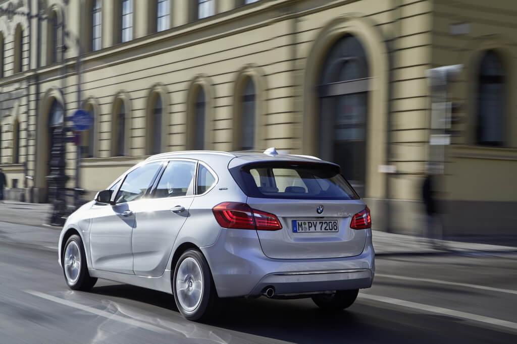 Фотография экоавто BMW  225xe Active Tourer - фото 45