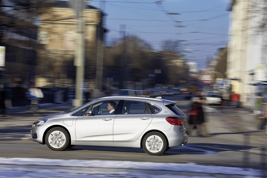 Фотография экоавто BMW  225xe Active Tourer - фото 40