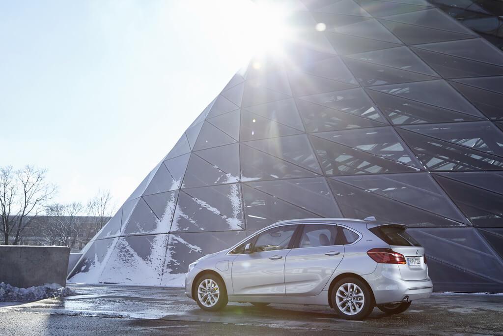 Фотография экоавто BMW  225xe Active Tourer - фото 23