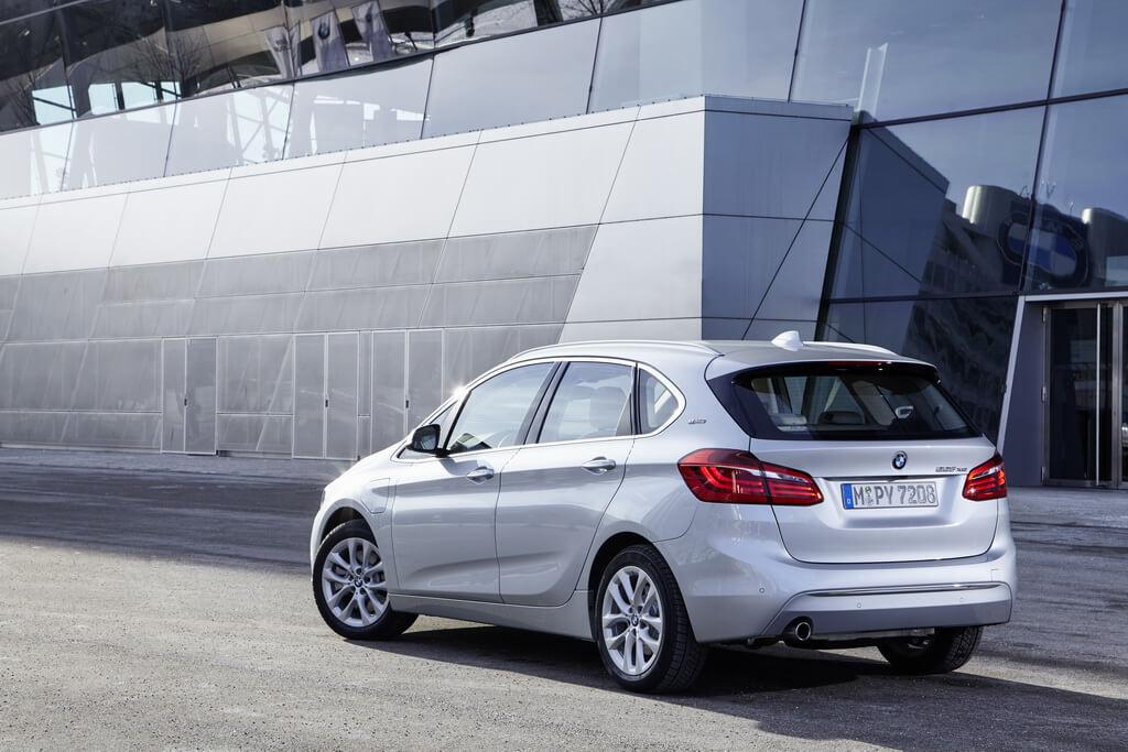 Фотография экоавто BMW  225xe Active Tourer - фото 21