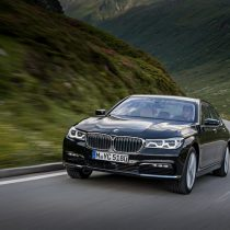 Фотография экоавто BMW 740e xDrive iPerformance