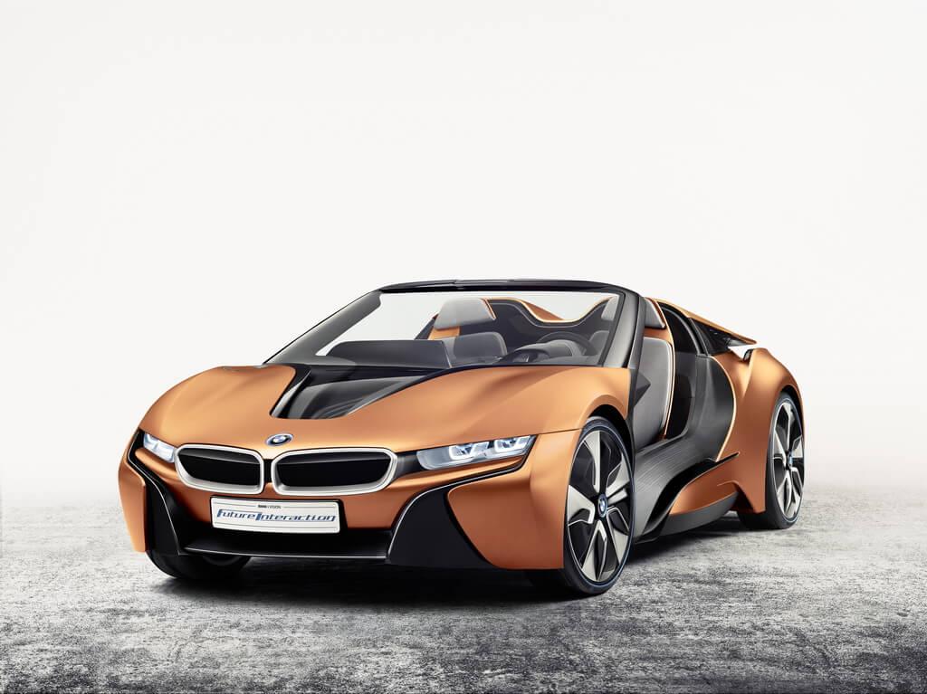 Фотография экоавто BMW i8 - фото 108
