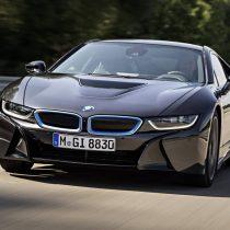 Фотография экоавто BMW i8 - фото 15