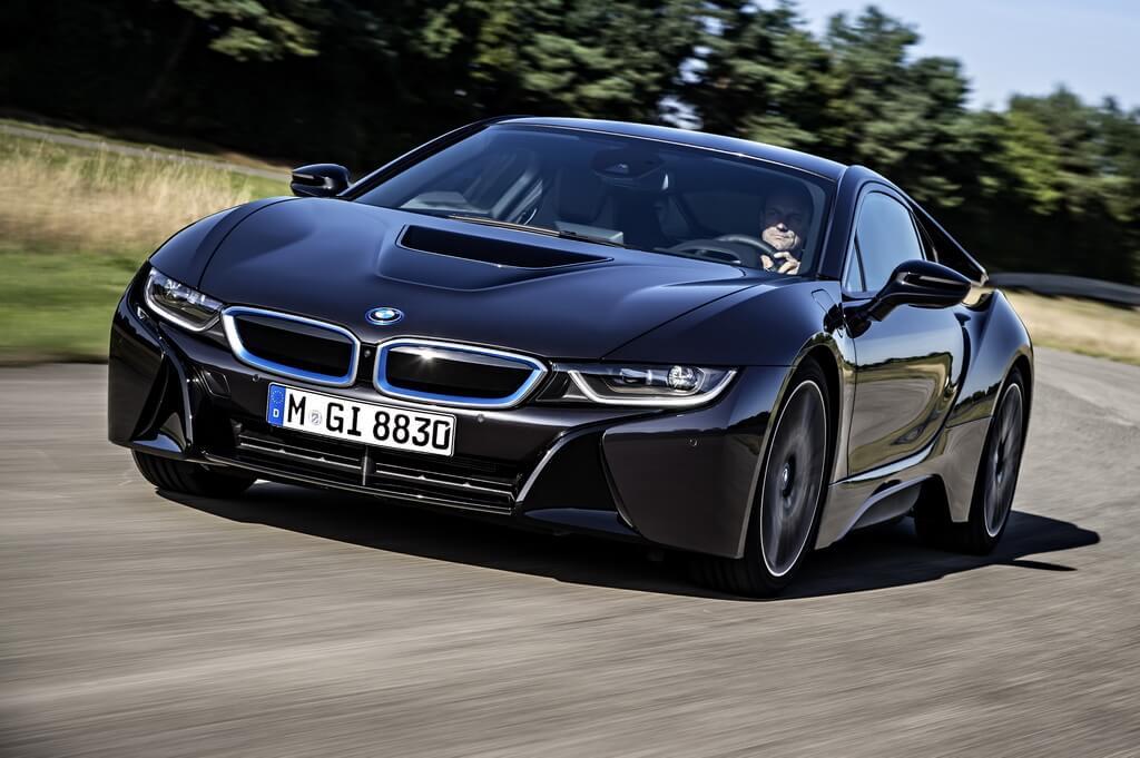 Фотография экоавто BMW i8 - фото 21