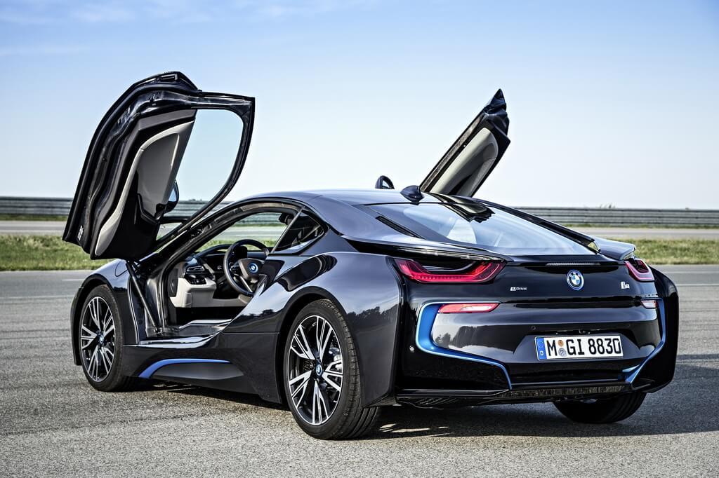 Фотография экоавто BMW i8 - фото 25