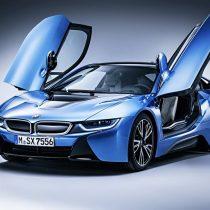 Фотография экоавто BMW i8 - фото 47