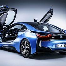 Фотография экоавто BMW i8 - фото 50