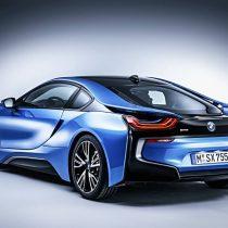 Фотография экоавто BMW i8 - фото 51