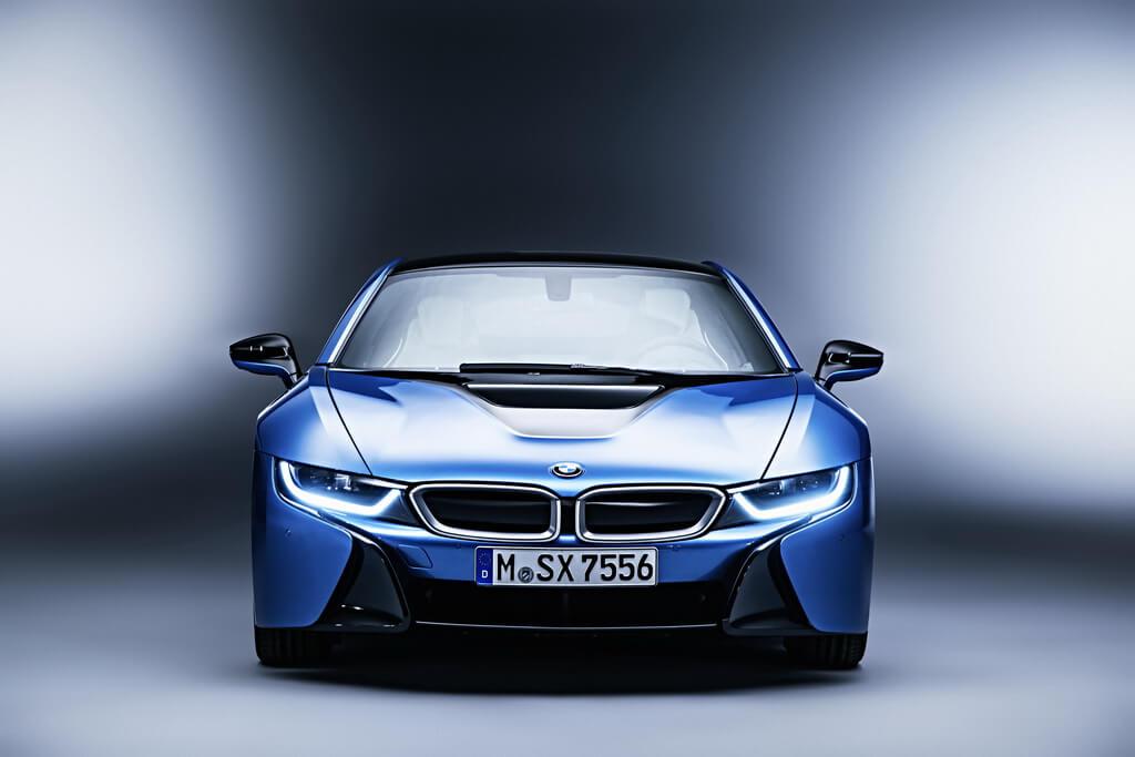Фотография экоавто BMW i8 - фото 54