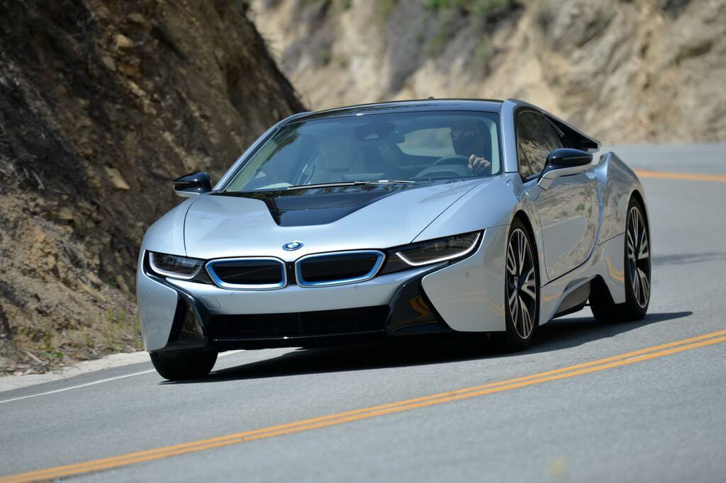 Фотография экоавто BMW i8 - фото 61