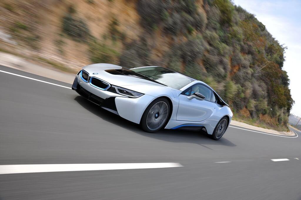 Фотография экоавто BMW i8 - фото 76