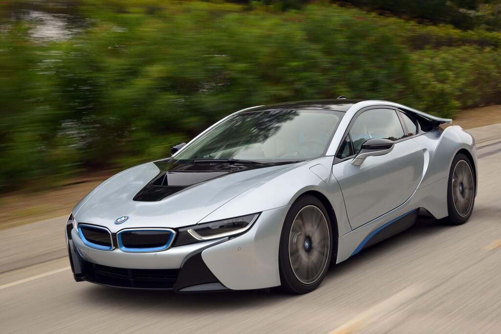 Фотография экоавто BMW i8 - фото 78