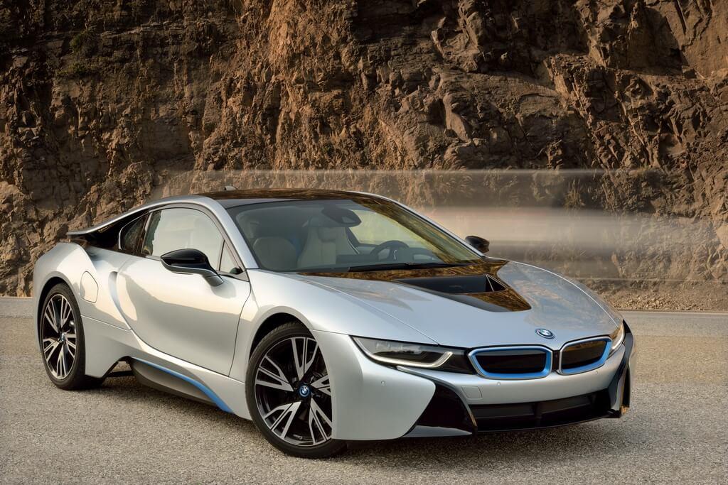 Фотография экоавто BMW i8 - фото 84