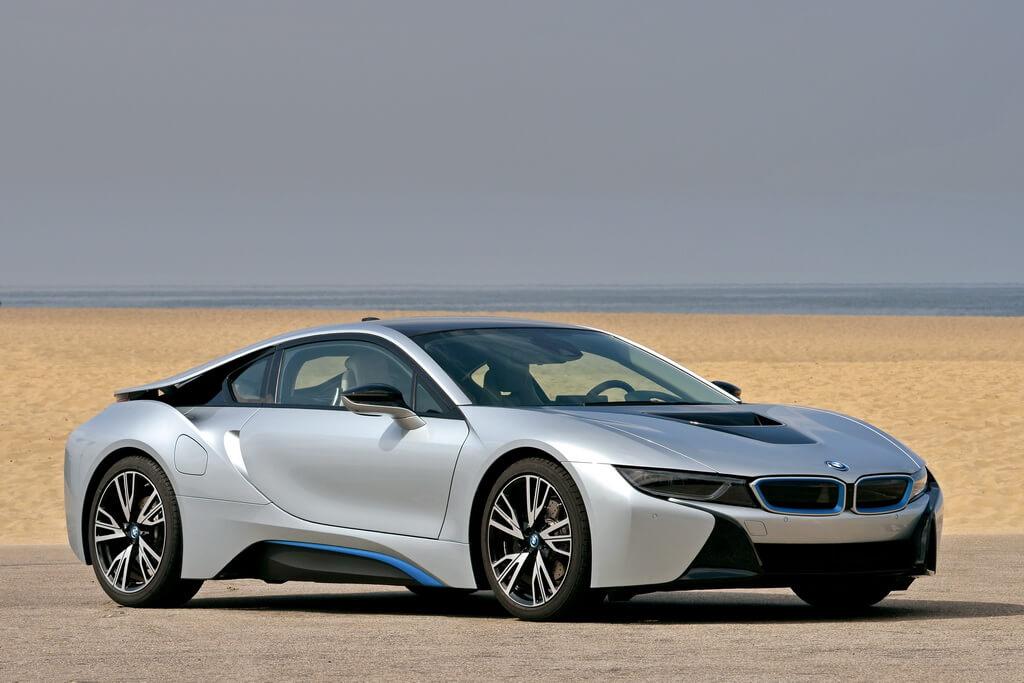 Фотография экоавто BMW i8 - фото 95