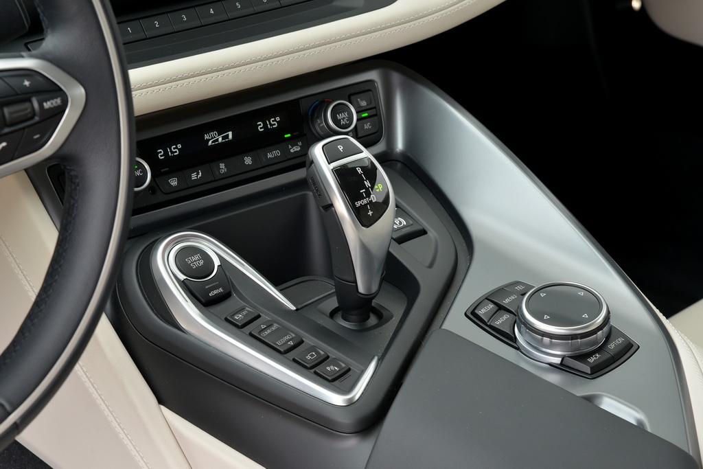 Фотография экоавто BMW i8 - фото 126