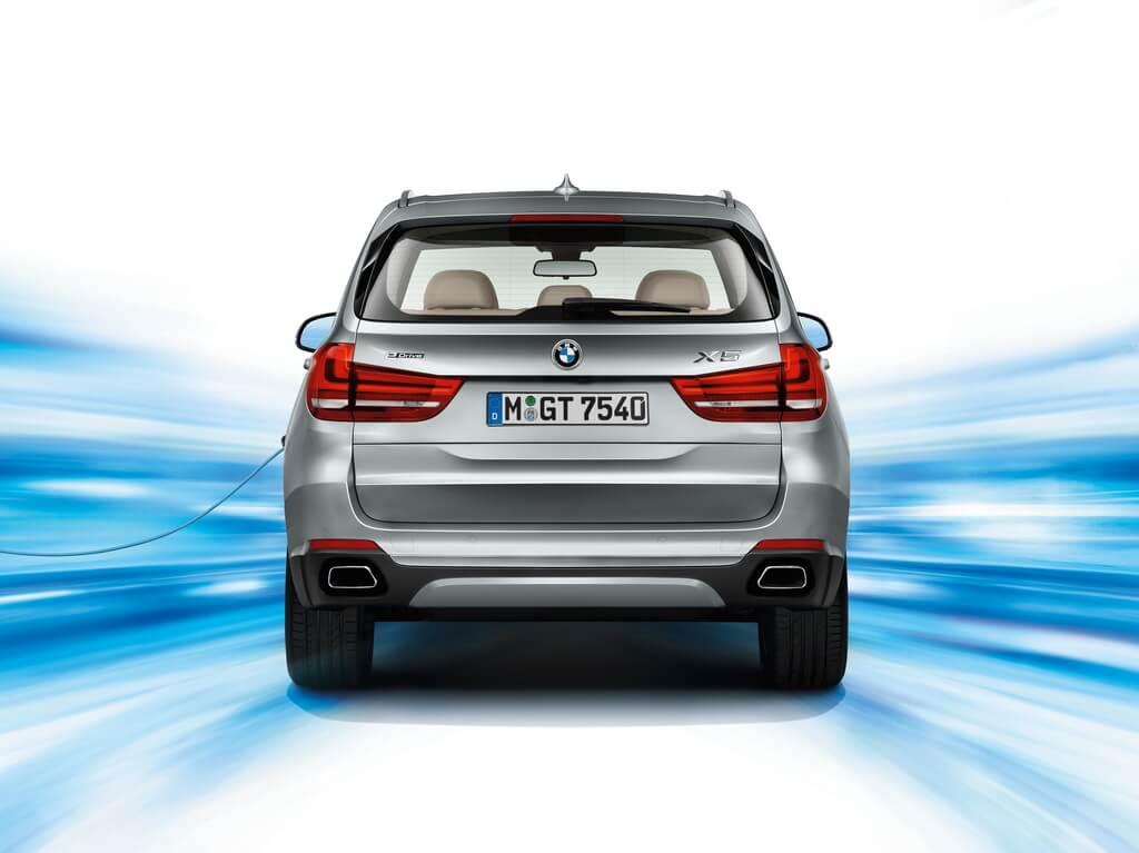 Фотография экоавто BMW X5 xDrive40e - фото 2