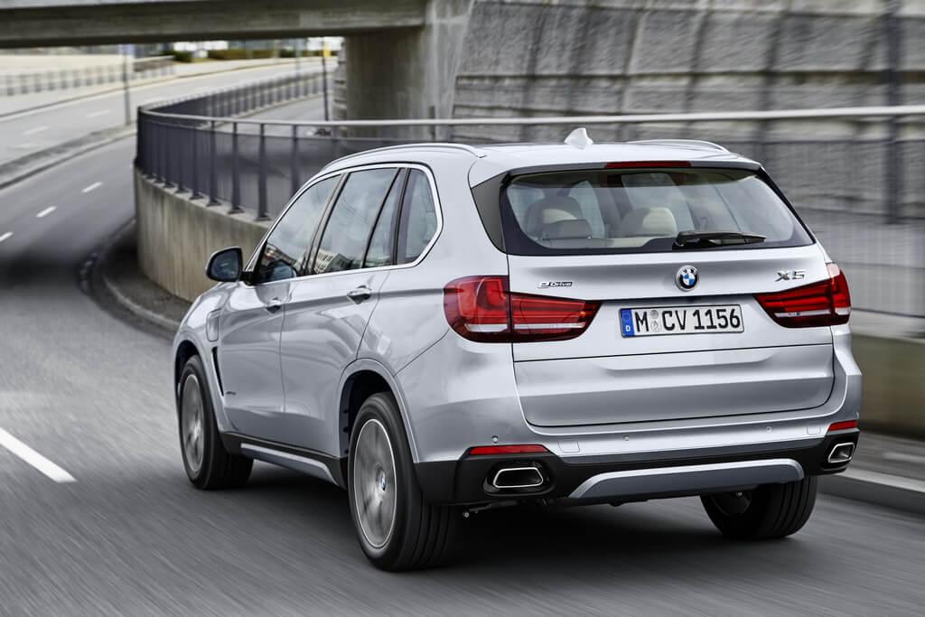 Фотография экоавто BMW X5 xDrive40e - фото 16