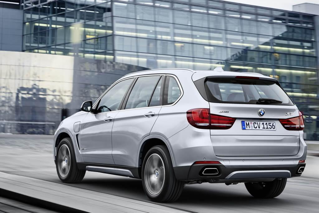Фотография экоавто BMW X5 xDrive40e - фото 17