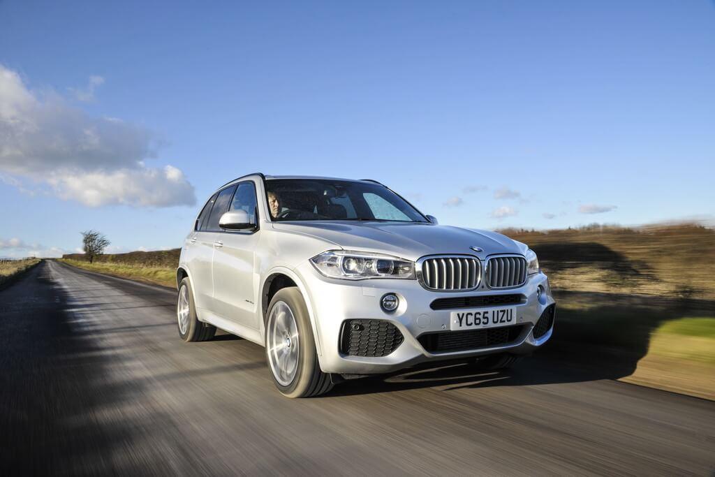 Фотография экоавто BMW X5 xDrive40e - фото 48