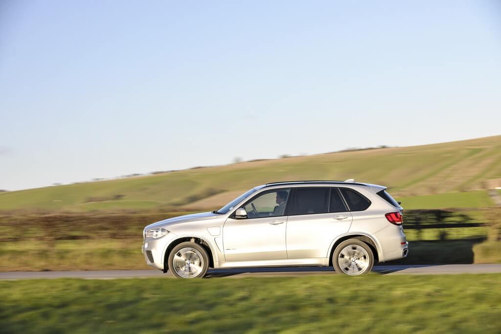 Фотография экоавто BMW X5 xDrive40e - фото 54