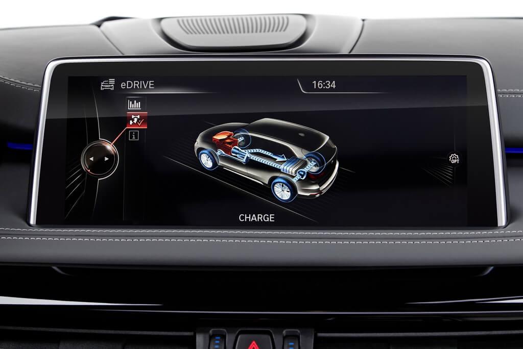 Фотография экоавто BMW X5 xDrive40e - фото 80