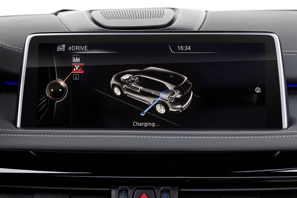 Фотография экоавто BMW X5 xDrive40e - фото 83