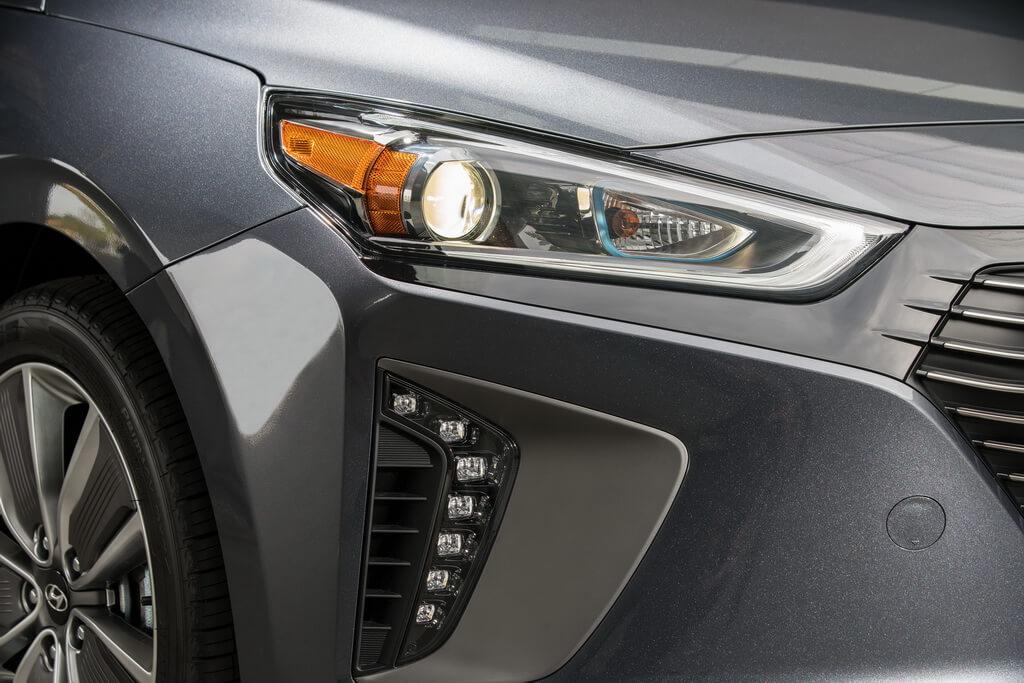 Фотография экоавто Hyundai Ioniq Hybrid - фото 33