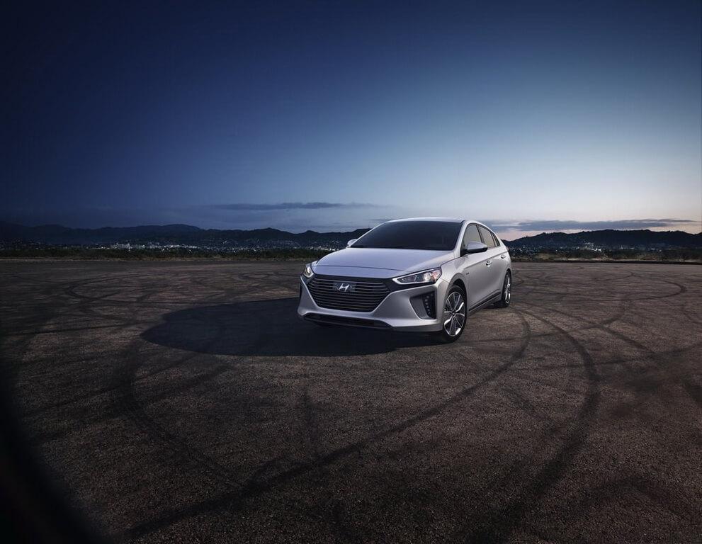 Фотография экоавто Hyundai Ioniq Hybrid - фото 36