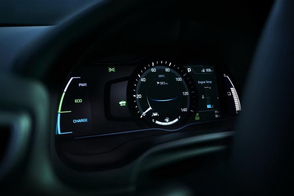 Фотография экоавто Hyundai Ioniq Hybrid - фото 40