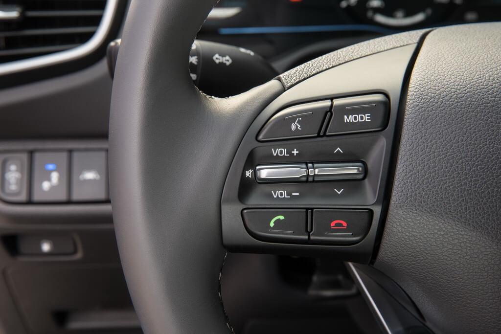 Фотография экоавто Hyundai Ioniq Hybrid - фото 49