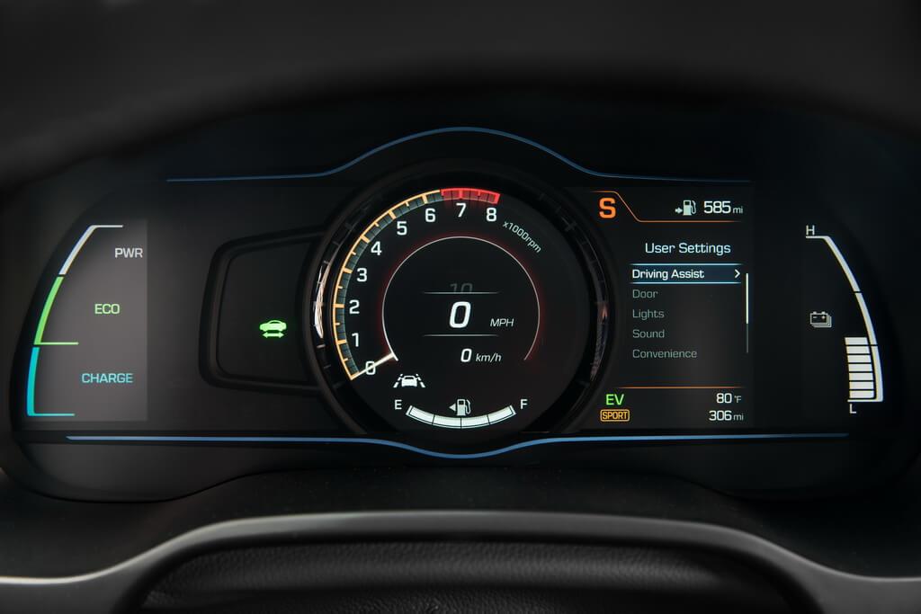 Фотография экоавто Hyundai Ioniq Hybrid - фото 56
