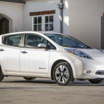 Фотография экоавто Nissan Leaf 2016 (24-30 кВт•ч) - фото 5
