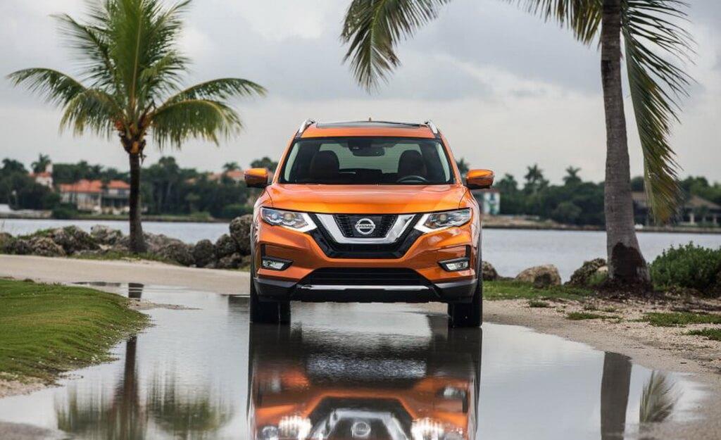 Фотография экоавто Nissan Rogue Hybrid
