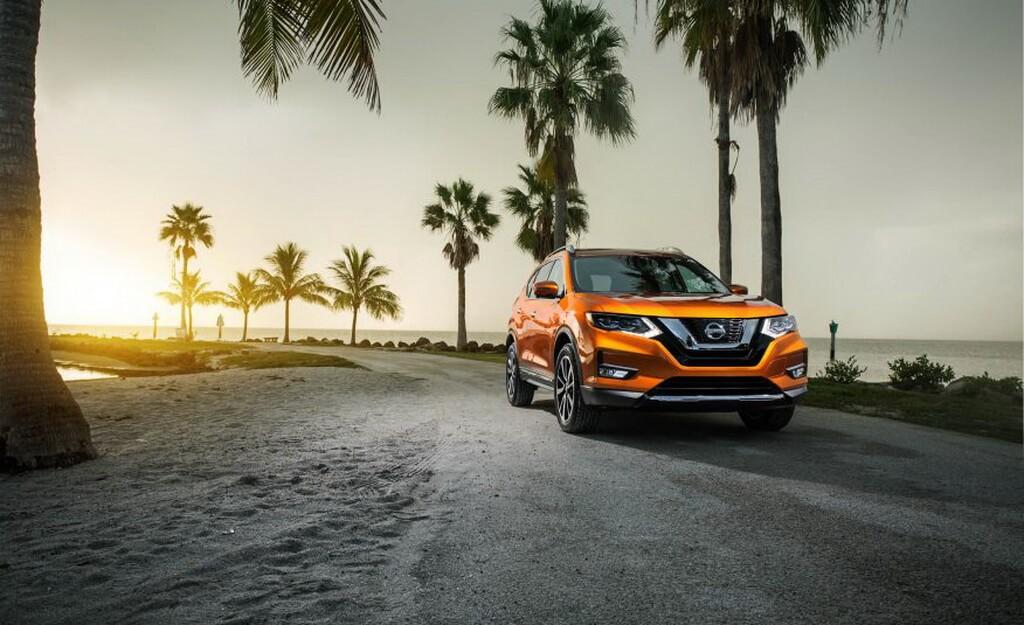 Фотография экоавто Nissan Rogue Hybrid - фото 6