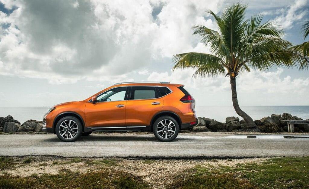Фотография экоавто Nissan Rogue Hybrid - фото 7
