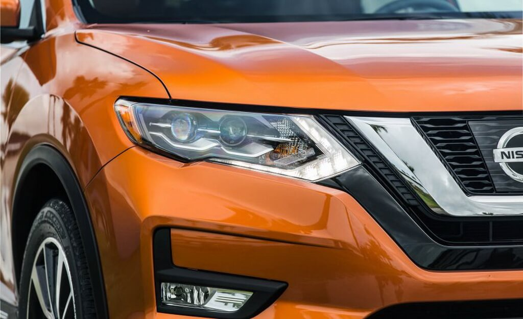 Фотография экоавто Nissan Rogue Hybrid - фото 13